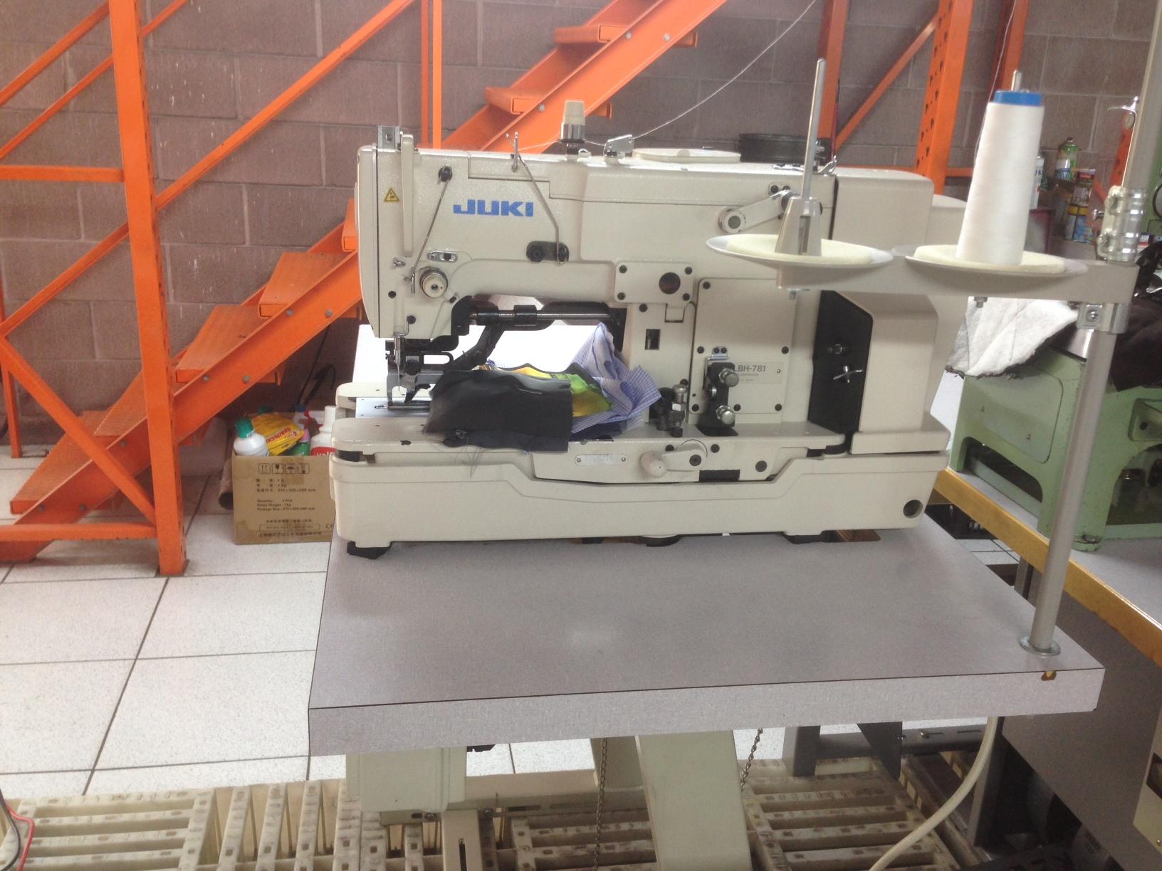 Juki 781 usata for Macchine da cucire usate