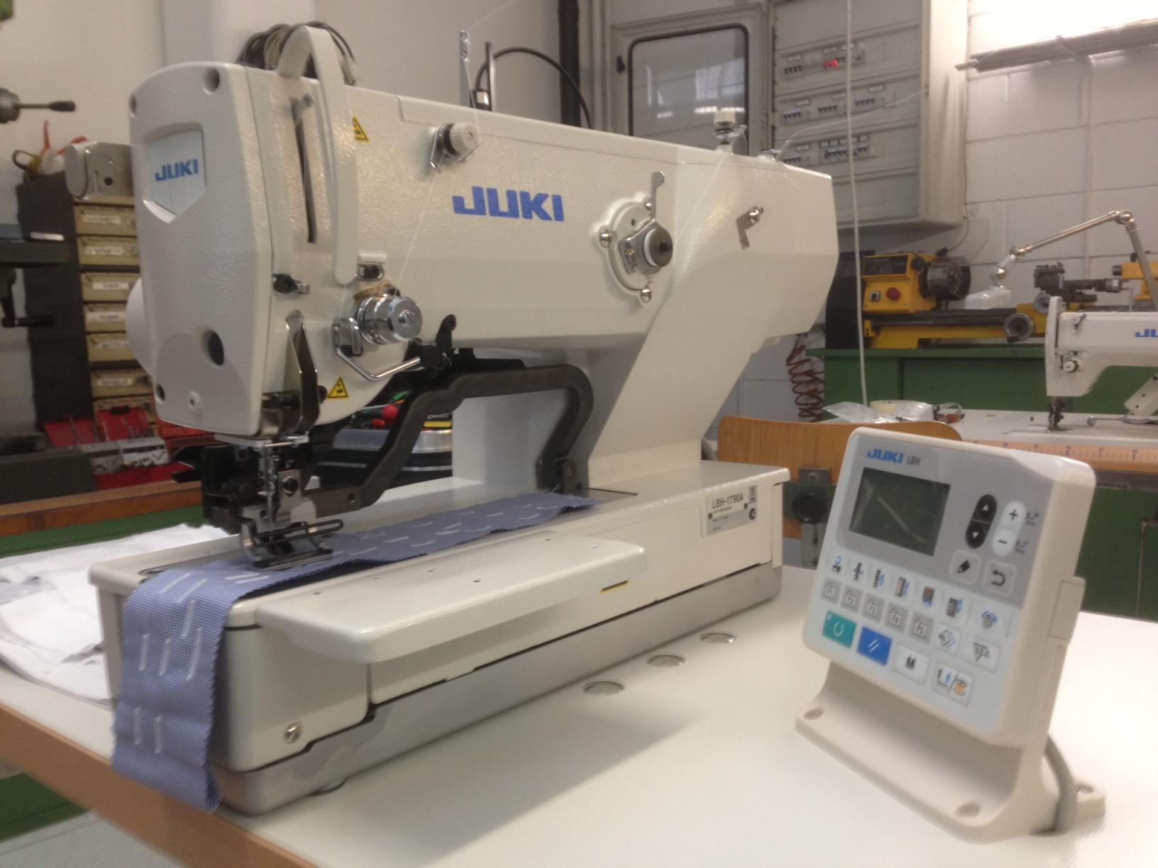 Macchine per cucire pfaff juki bernina industriali for Macchine da cucire usate